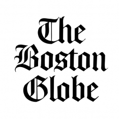 The Boston Globe logo