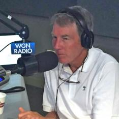 WGN radio interview by Charlie Potter
